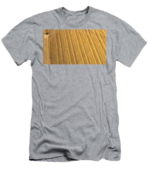 Sixty Million Kernels Men's T-Shirt (Athletic Fit)