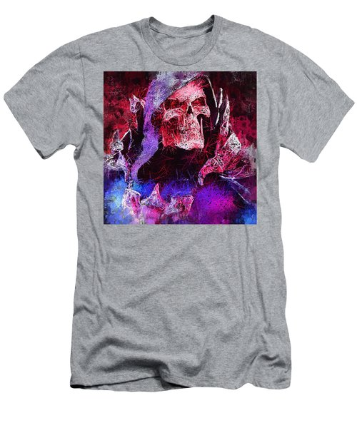 Skeletor Men's T-Shirt (Athletic Fit)