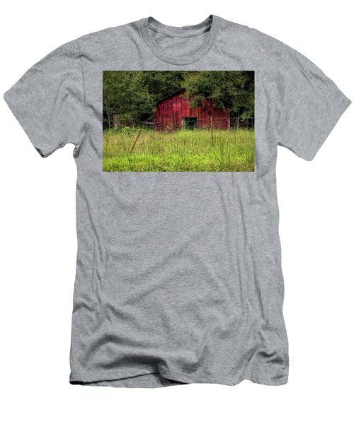 Small Barn 3 Men's T-Shirt (Athletic Fit)