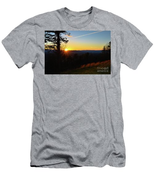 Solace And Pine Men's T-Shirt (Athletic Fit)