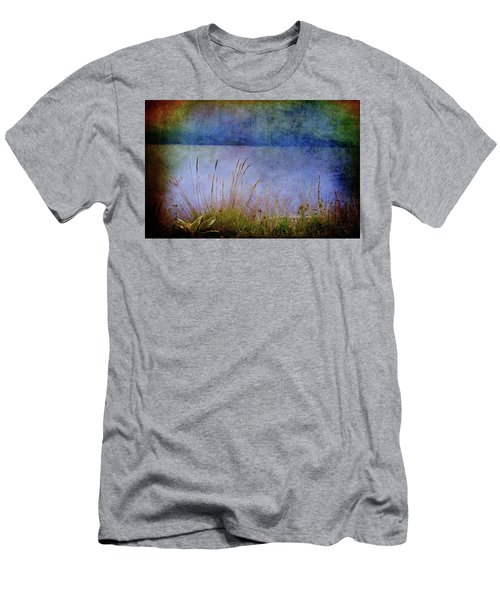 Men's T-Shirt (Athletic Fit) featuring the photograph Somewhere Far Away by Milena Ilieva