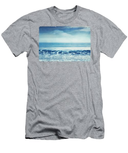 Soothing Sea Men's T-Shirt (Athletic Fit)