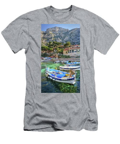 Sormiou Men's T-Shirt (Athletic Fit)