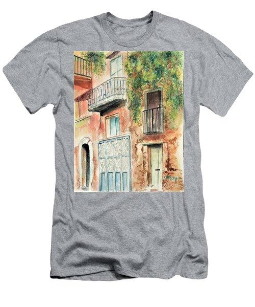 Sorrento Charm Men's T-Shirt (Athletic Fit)