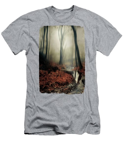 Sounds Of Silence Men's T-Shirt (Athletic Fit)