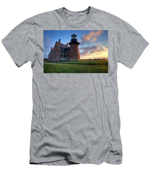Southeast Light Sunrise Men's T-Shirt (Athletic Fit)
