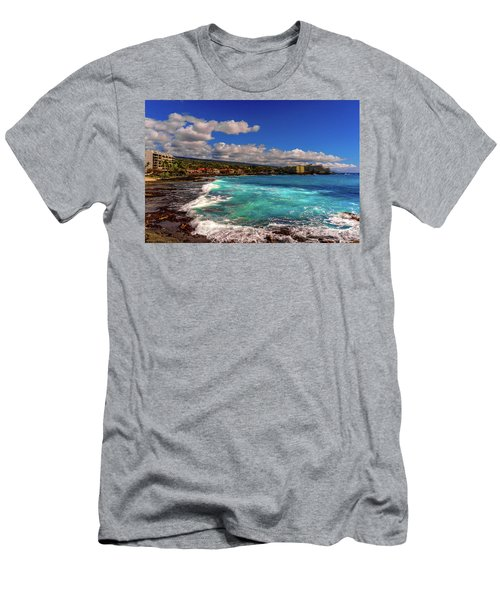 Southern View Of The Shore Men's T-Shirt (Athletic Fit)