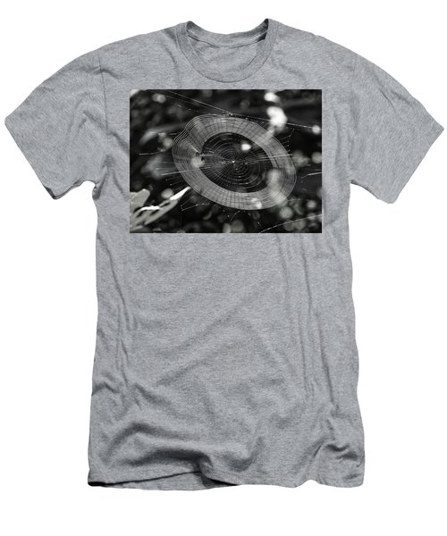 Spinning My Web Men's T-Shirt (Athletic Fit)