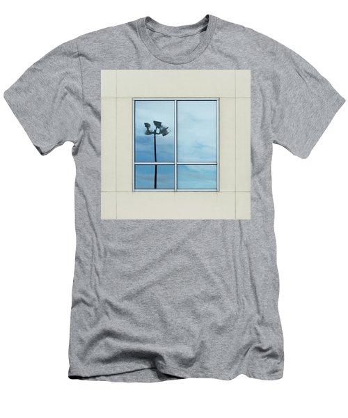 Spotlights Men's T-Shirt (Athletic Fit)