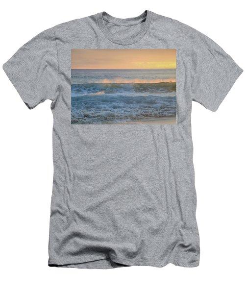 Spray Men's T-Shirt (Athletic Fit)