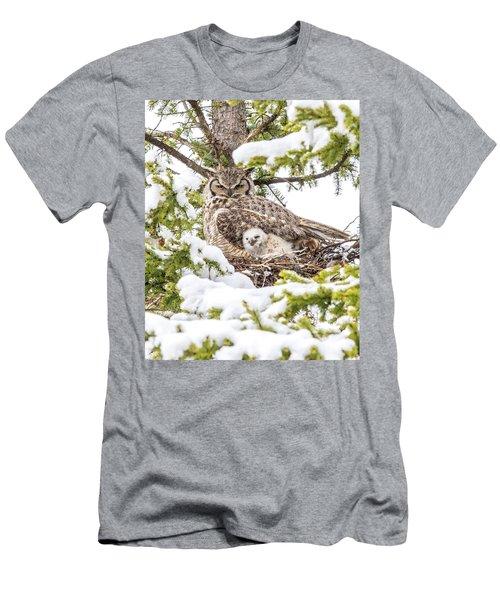 Spring Caregiver Men's T-Shirt (Athletic Fit)