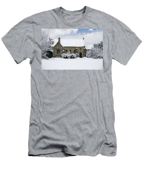 Spring Grove Chapel Men's T-Shirt (Athletic Fit)