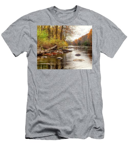 Spring Hole #2 Men's T-Shirt (Athletic Fit)
