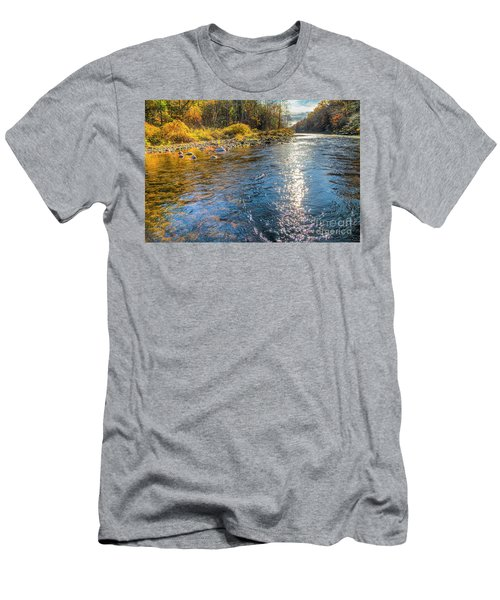 Spring Hole Men's T-Shirt (Athletic Fit)