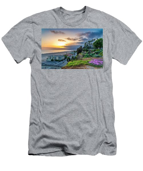 Spring In The Park On The Bluffs Men's T-Shirt (Athletic Fit)
