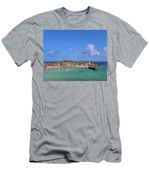 St Ives Cornwall - General View Men's T-Shirt (Athletic Fit)