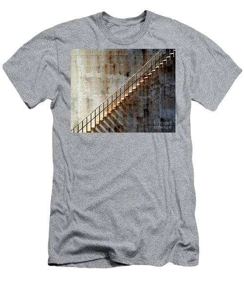 Staircase 2017 Men's T-Shirt (Athletic Fit)