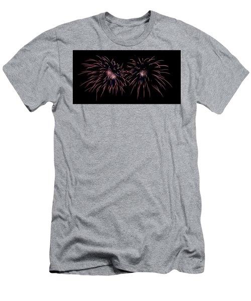 Starbursts Men's T-Shirt (Athletic Fit)