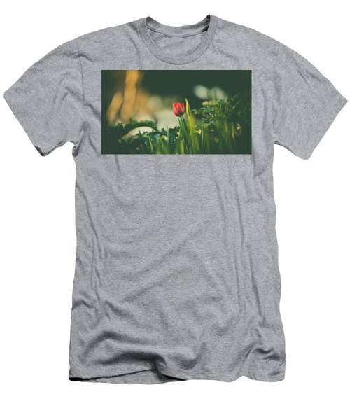 Start Of Spring Men's T-Shirt (Athletic Fit)