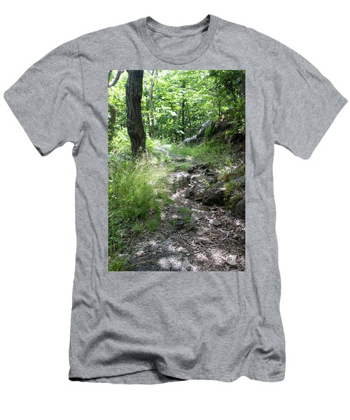 Steeped In Nature Men's T-Shirt (Athletic Fit)