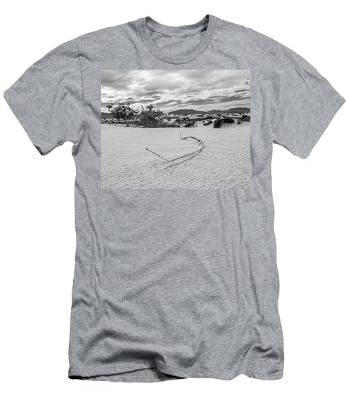 Sticky Sand Men's T-Shirt (Athletic Fit)