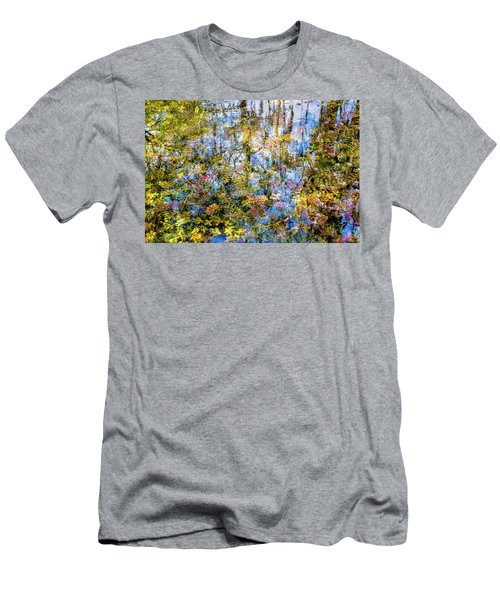Stillness Holds Everything Men's T-Shirt (Athletic Fit)