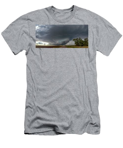 Storm Chasin In Nader Alley 008 Men's T-Shirt (Athletic Fit)