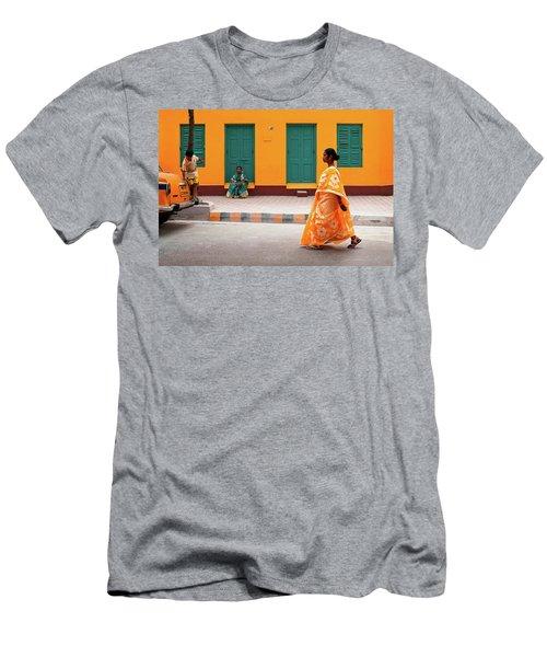 Street Palette Men's T-Shirt (Athletic Fit)