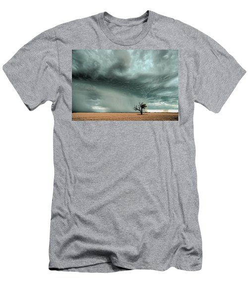 Strong Lone Tree Men's T-Shirt (Athletic Fit)