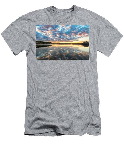 Stumpy Kinda Of Reflection Men's T-Shirt (Athletic Fit)