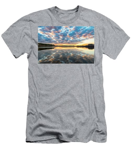 Stumpy Kinda Of Reflection Men's T-Shirt (Athletic Fit)