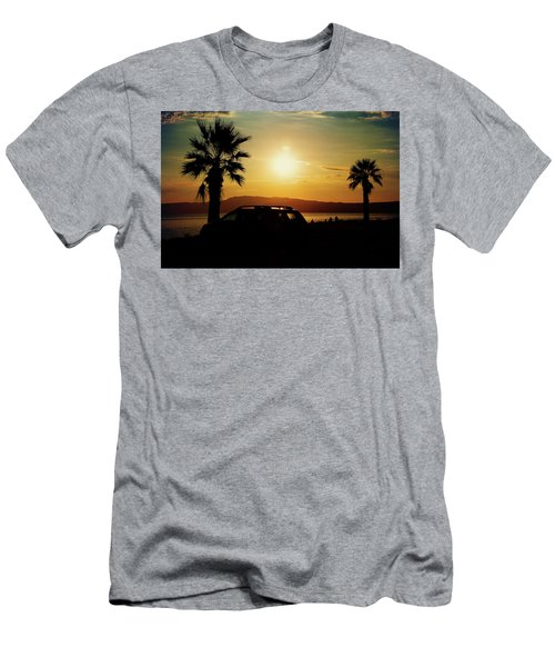 Men's T-Shirt (Athletic Fit) featuring the photograph Summer Life by Milena Ilieva