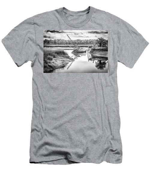 Sunken Treasure Men's T-Shirt (Athletic Fit)