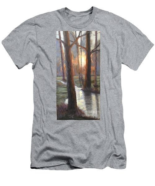 Sunrise Creek Men's T-Shirt (Athletic Fit)