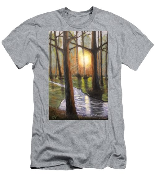 Sunrise Creek II Men's T-Shirt (Athletic Fit)