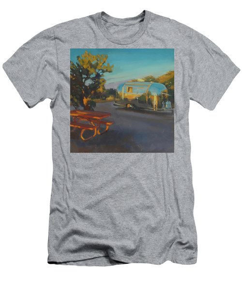 Sunrise In Navajo Monument Men's T-Shirt (Athletic Fit)