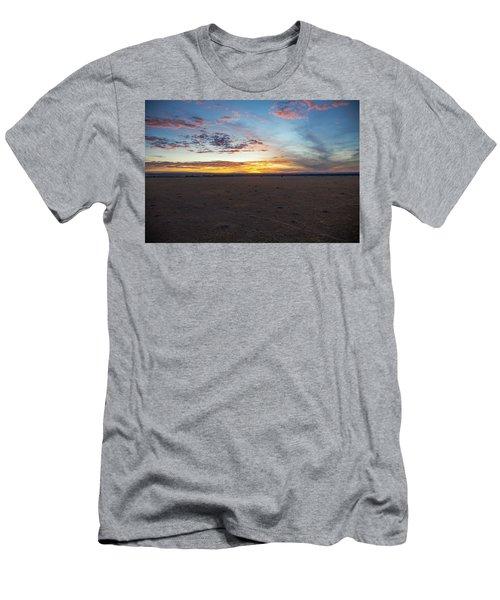 Sunrise Over The Mara Men's T-Shirt (Athletic Fit)