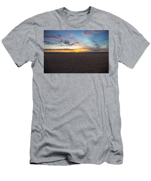 Sunrise Over The Mara Men's T-Shirt (Athletic Fit)