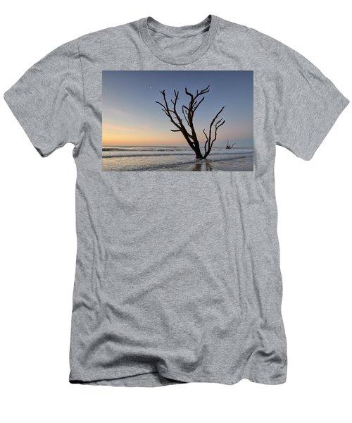 Sunset At Botany Bay Men's T-Shirt (Athletic Fit)