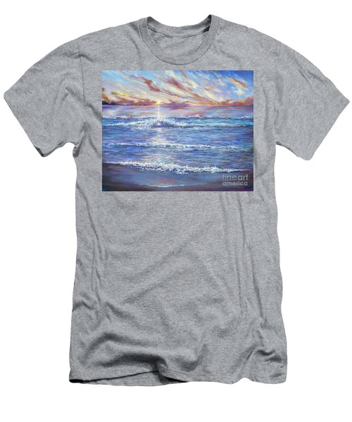 Sunshine Men's T-Shirt (Athletic Fit)