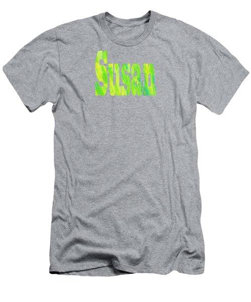 Susan Men's T-Shirt (Athletic Fit)