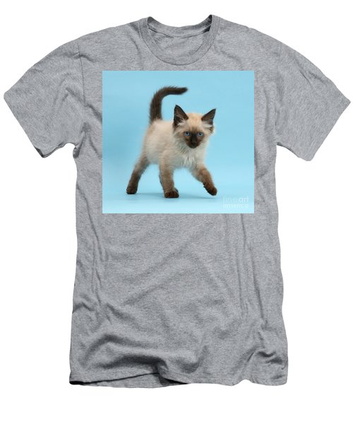 Men's T-Shirt (Athletic Fit) featuring the photograph Swiggerty Swooty by Warren Photographic