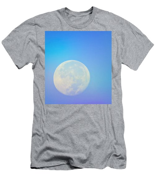 Taurus Almost Full Moon Blend Men's T-Shirt (Athletic Fit)