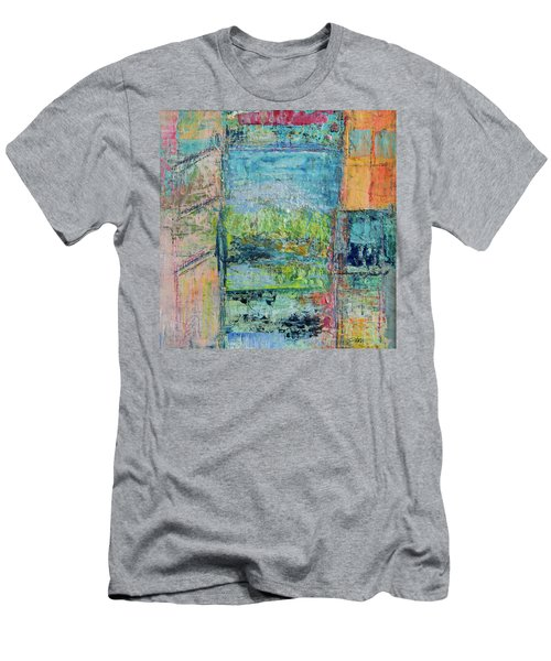 Tea With Henri Two Men's T-Shirt (Athletic Fit)