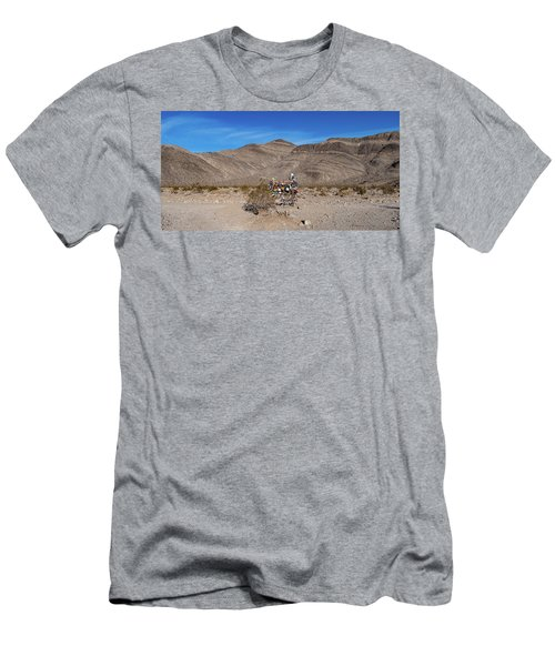 Teakettle Junction I Men's T-Shirt (Athletic Fit)