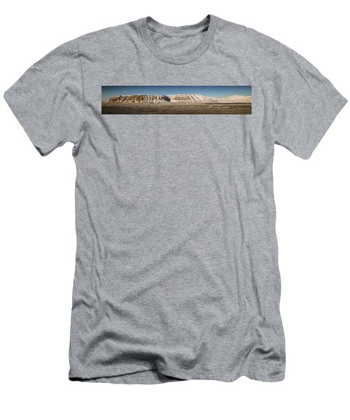 Tempelfjord Svalbard Men's T-Shirt (Athletic Fit)