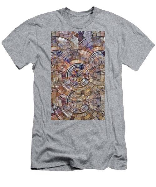 Test Pattern Men's T-Shirt (Athletic Fit)