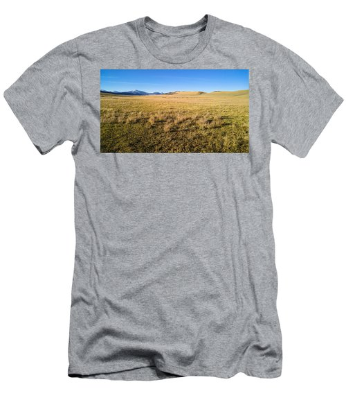 The Beautiful Valley Men's T-Shirt (Athletic Fit)