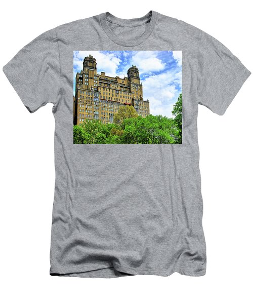 The Beresford, Central Park West, Manhattan, New York Men's T-Shirt (Athletic Fit)