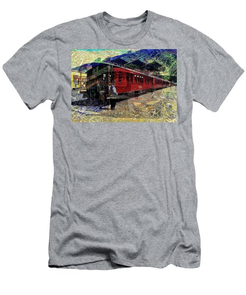 The Conductor Men's T-Shirt (Athletic Fit)